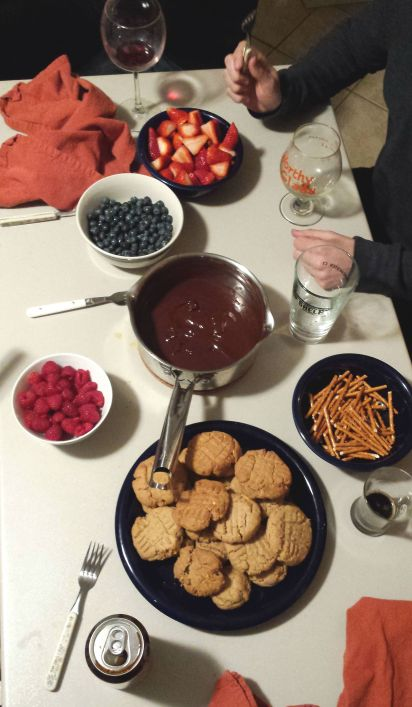 Vegetal Matters - Cheese + Chocolate