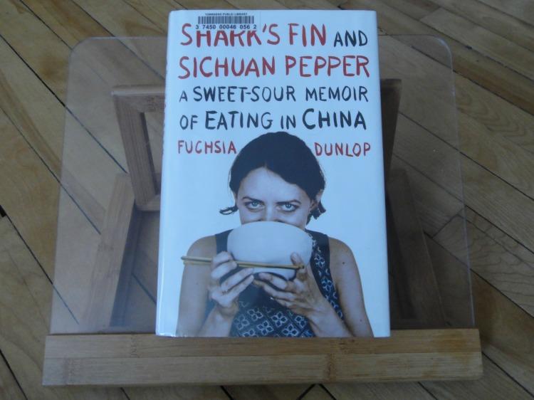 Shark's Fin and Sichuan Pepper - Vegetal Matters