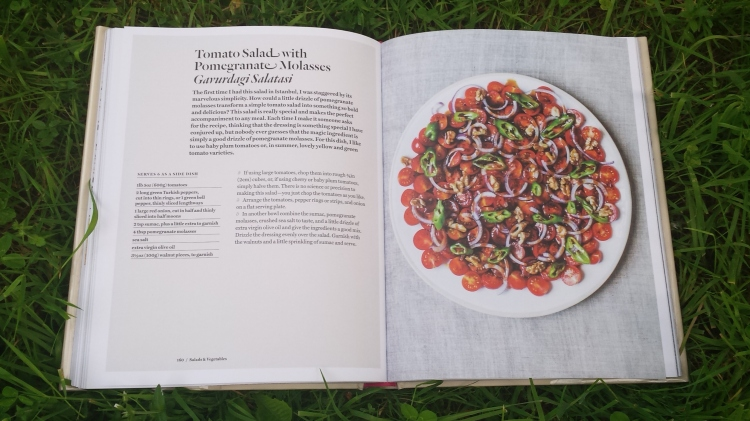 Turkish White Bean Salad - Vegetal Matters