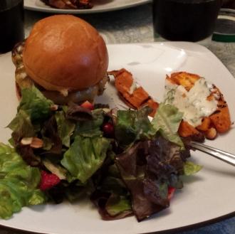Turkey Burgers - Vegetal Matters