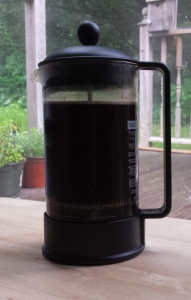 French Press Method - Vegetal Matters