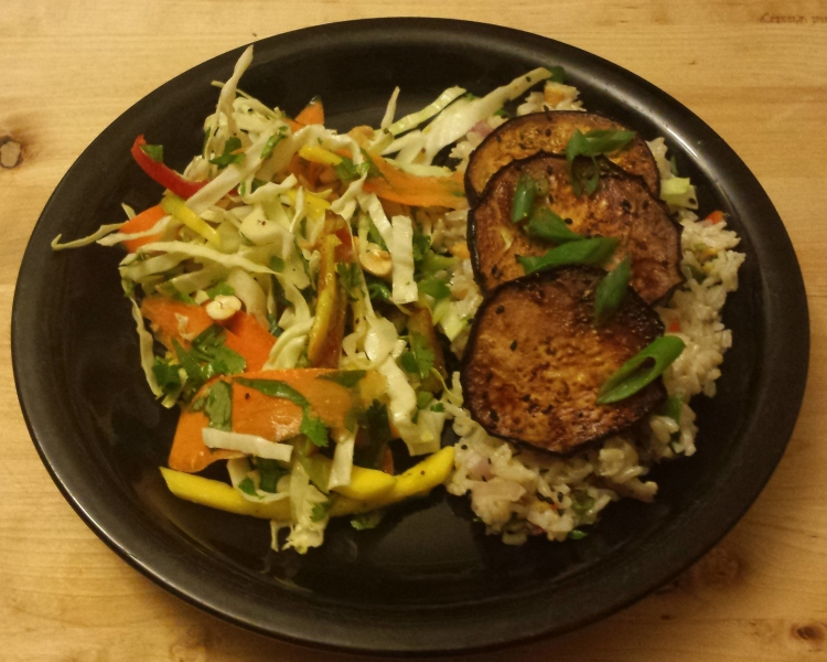 Last Week I Cooked... - Vegetal Matters