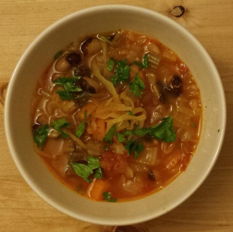 Last Week I Cooked.... - Vegetal Matters