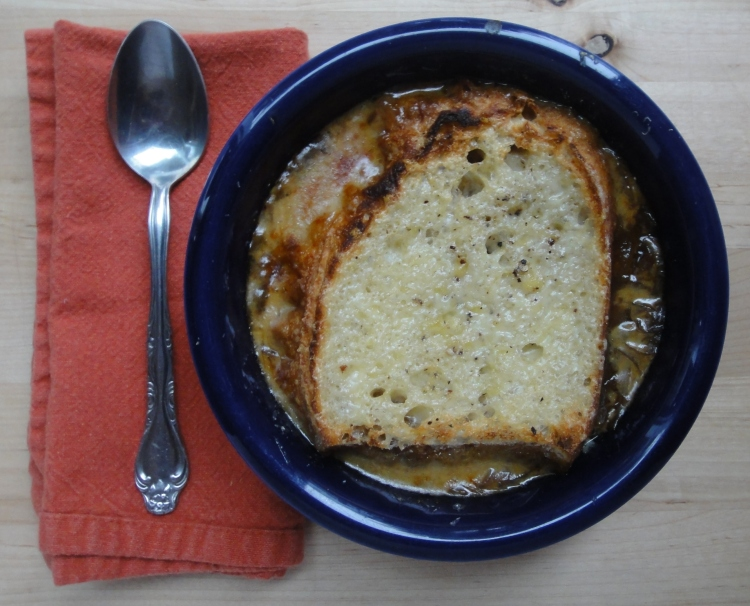 French Onion Soup - Vegetal Matters