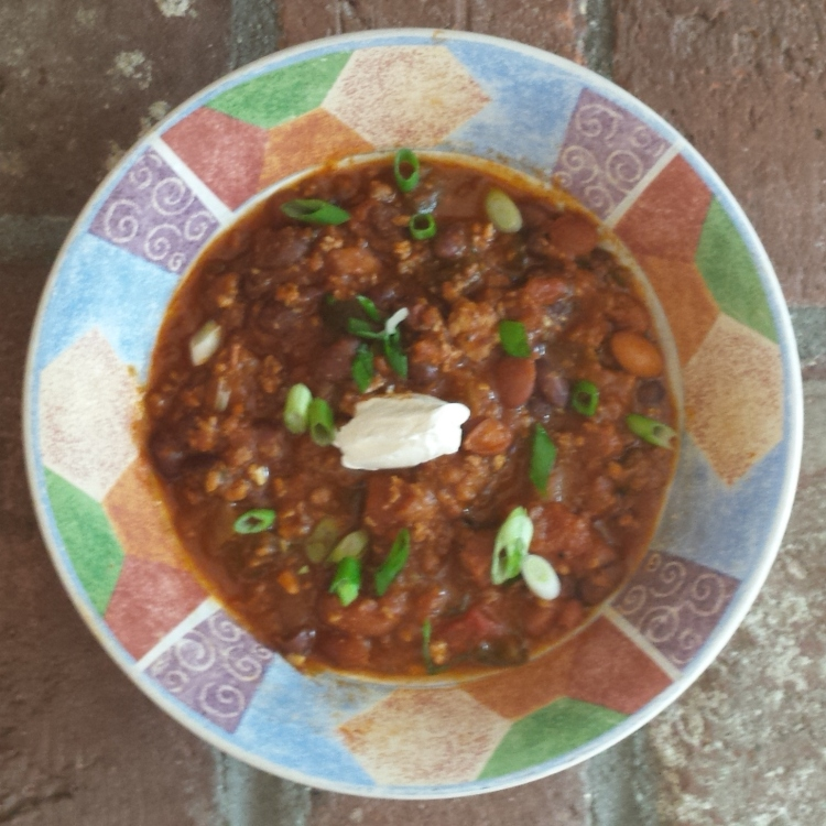 Dad's Chili - Vegetal Matters