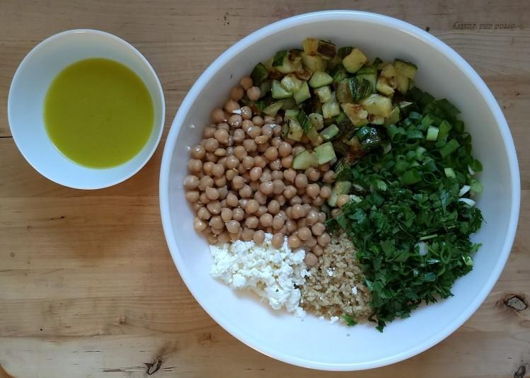 zuke salad